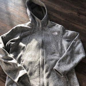 The Northface coat/jacket/hoodie